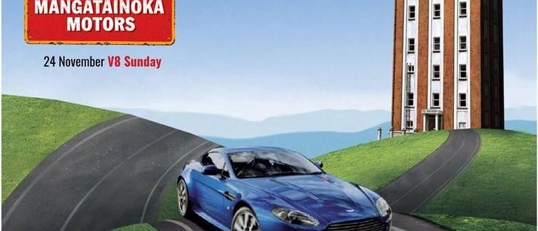 Mangatainoka Motors V8 Sunday