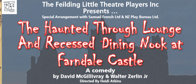 The Haunted Through Lounge at Farndale Castle: A Comedy