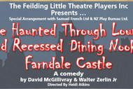 Image for event: The Haunted Through Lounge at Farndale Castle: A Comedy