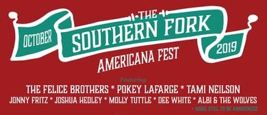 Pokey LaFarge - Southern Fork Americana Fest