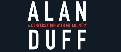 Author Talk: Alan Duff
