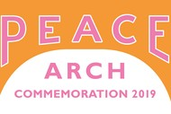 Image for event: Peace Arch Commemoration 2019