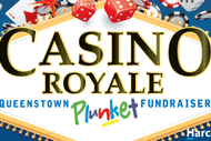 Image for event: Casino Royale Queenstown Plunket Fundraiser
