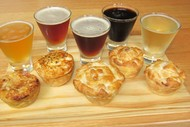 Image for event: Beer No Evil, Pie No Evil