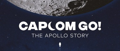 Capcom Go! The Apollo Story 3D