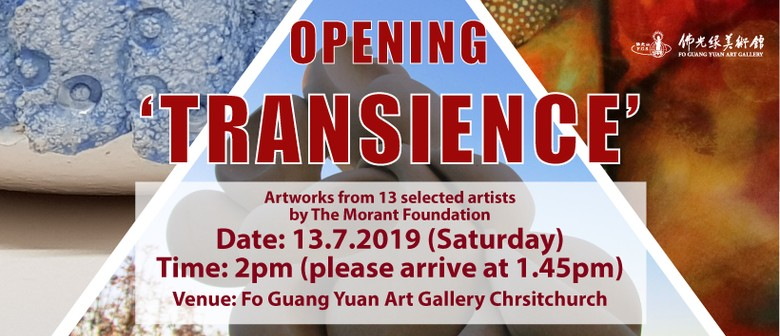 Opening of Transience Exhibition