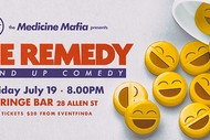 Image for event: The Remedy - Stand-up Comedy
