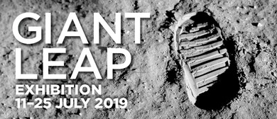 Giant Leap Exhibition