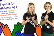 Image for event: Sign Language Course