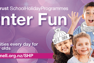 Image for event: Jump and Bounce Party - Parnell Trust Holiday Programme
