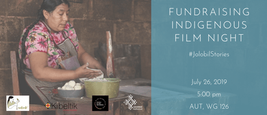 Fundraising Indigenous Film Night