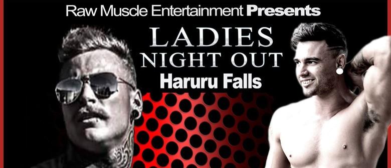 Raw Muscle - Ladies Night