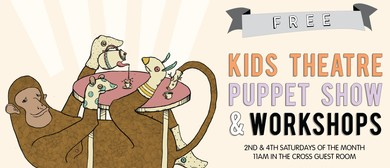 Kids Theatre, Puppet Shows and Workshops