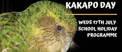 Conservation Kids NZ - Kakapo Day