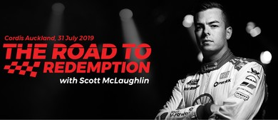 The Road to Redemption Gala Dinner with Scott McLaughlin