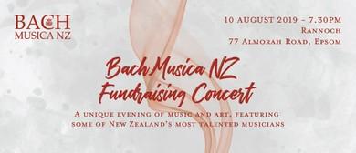 BMNZ: Bach Musica NZ Fundraising Concert
