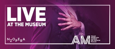 Live At the Museum - An Evening of Opera