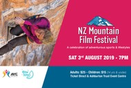 Image for event: NZ Mountain Film Festival National Tour