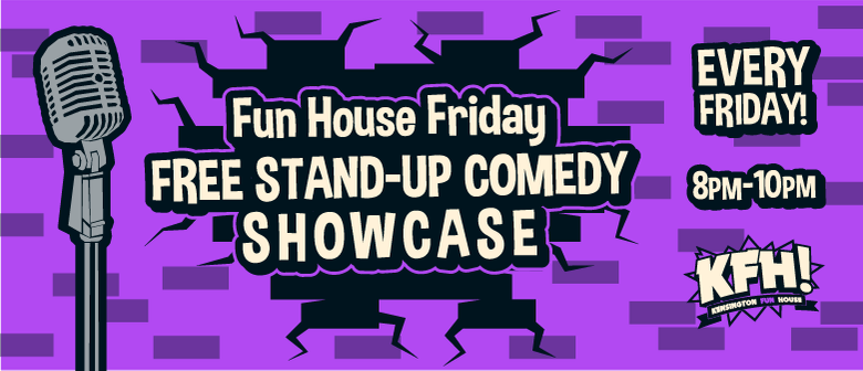 Fun House Stand-up Comedy
