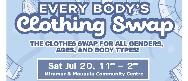 Everybody's Clothes Swap - Wellington - Eventfinda