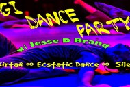 Image for event: Yogi Dance Party w/ Jesse D Brand - Wanaka
