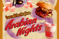 Image for event: Arabian Nights