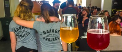 Garage Project and Friends