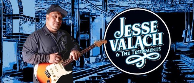 Jesse Valach - Auckland Blues Music Club Jam Night: CANCELLED