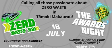Zero Waste Hui & Awards Night