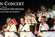 Image for event: Jazz in Concert with the Queenstown Jazz Orchestra