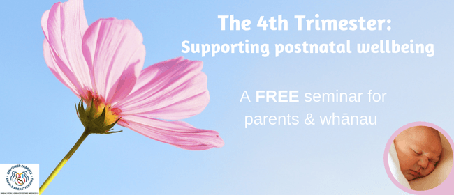 The 4th Trimester: Supported Postnatal Wellbeing
