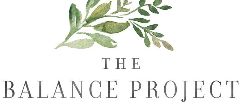 The Balance Project - Womens Wellness Conversation: CANCELLED