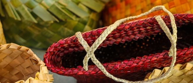 Weaving Kete Weekend