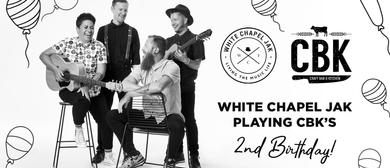 White Chapel Jak Playing CBK's 2nd Birthday