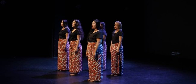 Tokelau Dance and Drumming Workshop - Hutt Winter Festival