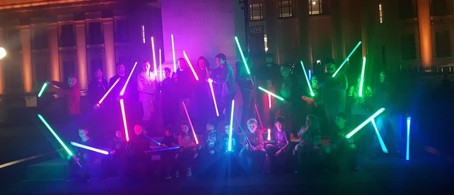 Lightsabers In the Park 2019