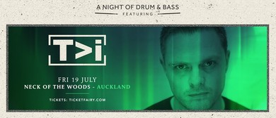A Night of Drum & Bass ft. T>i