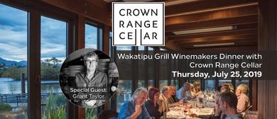Crown Range Cellar Winemakers Dinner