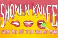 Image for event: Shonen Knife NZ Tour