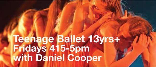 Teenage Ballet with Daniel Cooper
