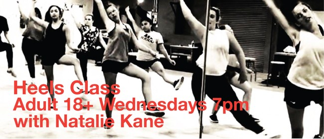 Heels Class 18+ with Natalie