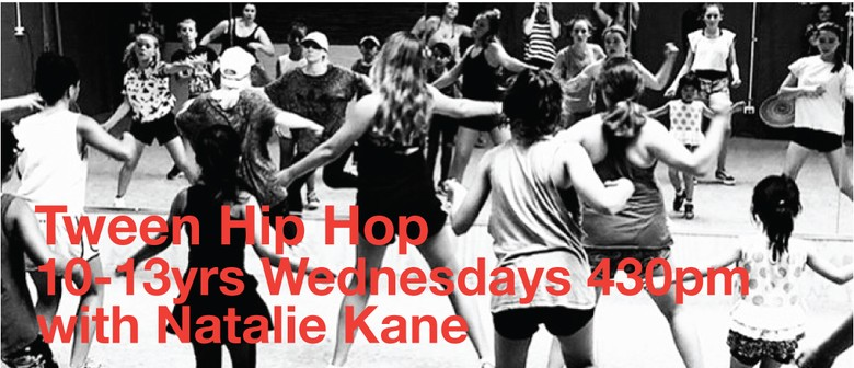 Hip hop 10-13 yrs with Natalie