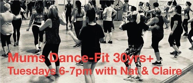 Mums Dancefit 30+ with Nat and Claire