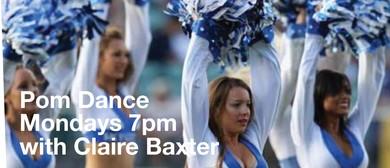 Pom <em>Dance</em> with Claire Baxter