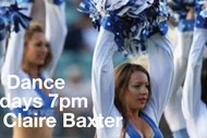 Image for event: Pom Dance with Claire Baxter