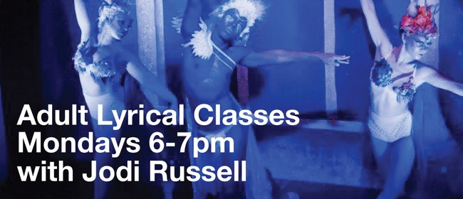 Adult Lyrical with Jodi Russell