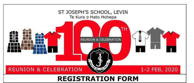 St Joseph's School - 100th Reunion & Celebration