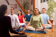 Image for event: Yoga Nidra - Pranayam - Meditation