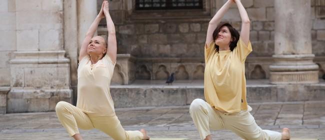Yoga Class for Advanced, Level 2 - 4