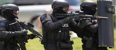 Armed Offenders Squad Visit